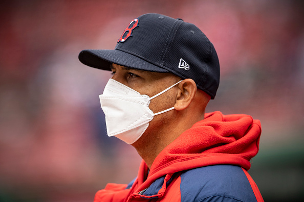 Alex Cora on Monday's Red Sox-Twins game getting postponed: 'It was one of those that everybody understood thedecision'