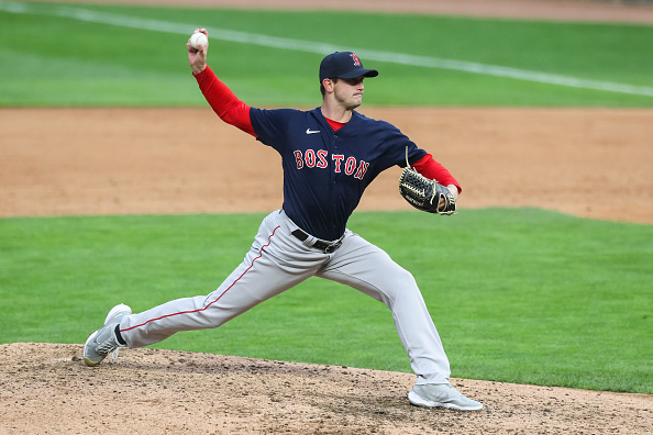 Red Sox' Alex Cora on rookie Garrett Whitlock: 'From what he does in the bullpens to the weight room to the training room — even carrying the beer on the plane. It's kind of likeperfect'