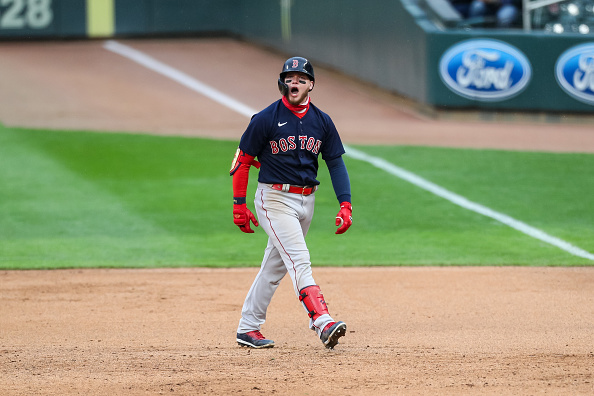 Powered by strong performances from Alex Verdugo and Eduardo Rodriguez, Red Sox extend winning streak to 9 consecutive games with 7-1 victory over Twins to sweepdoubleheader
