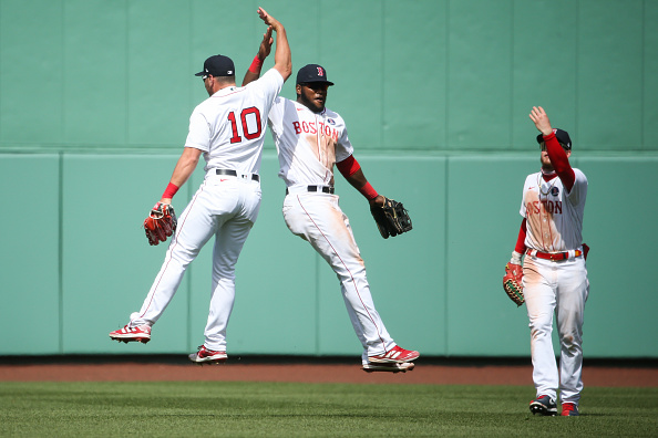 What do Franchy Cordero and Hunter Renfroe's offensive woes mean for Red Sox' outfield picture?