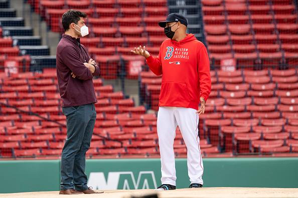 Prep shortstops Brady House, Jordan Lawlar linked to Red Sox in MLB Pipeline's latest 2021 mockdraft