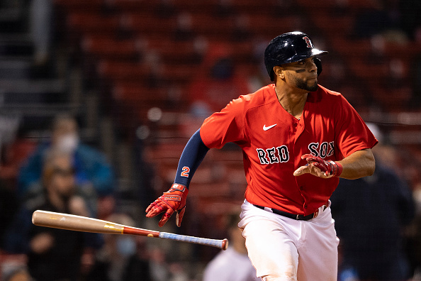 Xander Bogaerts hits third homer in 4 games, drives in 3 runs as Red Sox hold on to defeat Mariners, 6-5; J.D. Martinez alsohomers