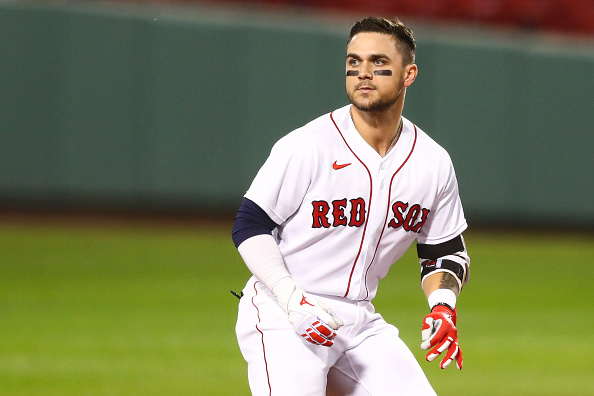 Red Sox taxi squad: Michael Chavis among 5 players traveling with team for first road trip of season