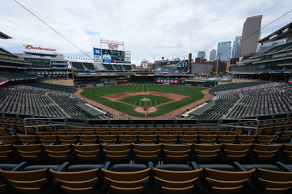 Monday's Red Sox-Twins gamepostponed