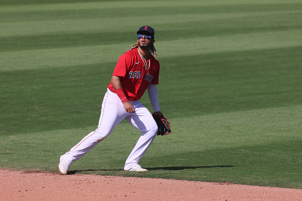 Red Sox taxi squad getting opportunity to do more in second road trip ofseason