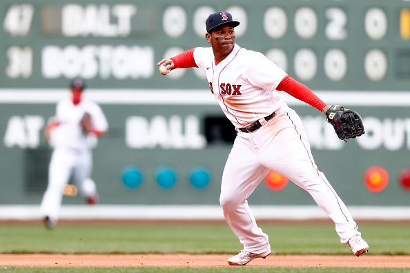 Alex Cora attributes Red Sox' 0-2 start to poor defensive effort: 'The team's that play good defense, they win ballgames. And the first two games, we haven't donethat'