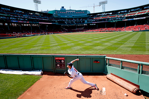 3 positive takeaways from an otherwise disastrous opening weekend for the RedSox