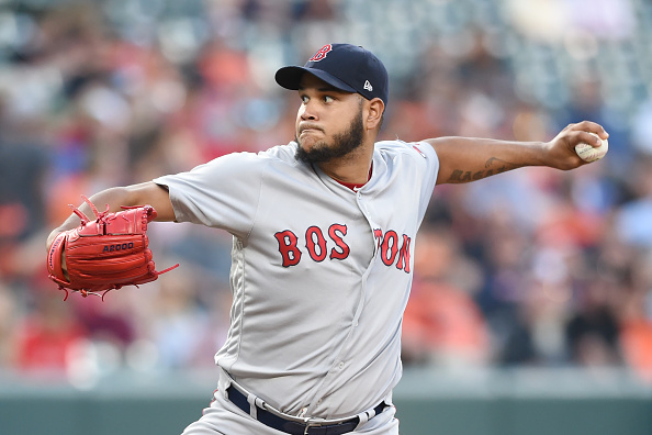 Red Sox reinstate Eduardo Rodriguez from injured list ahead of left-hander's season debut against Orioles
