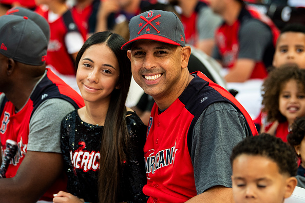 Red Sox' Alex Cora returning home to Puerto Rico for daughter's high school graduation during this weekend's series against Marlins; Will Venable will manage in hisplace