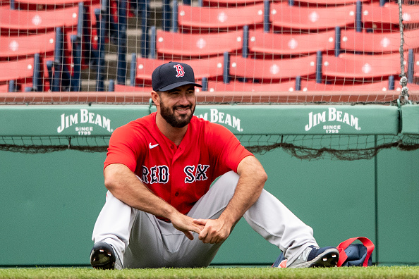 Red Sox bring back Brandon Workman on minor-league deal: 'Hopefully he becomes a factor this season,' Alex Corasays