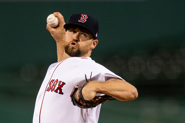 Red Sox recall Colten Brewer from Triple-AWorcester