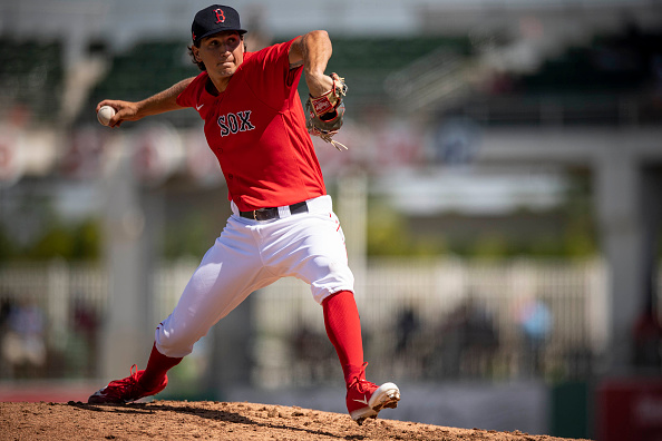 Thaddeus Ward, top Red Sox pitching prospect, set to make Double-A debutFriday