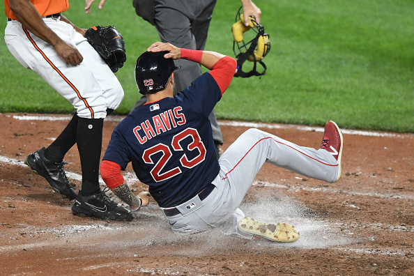 Red Sox lineup: Michael Chavis batting leadoff in first start of season against Orioles