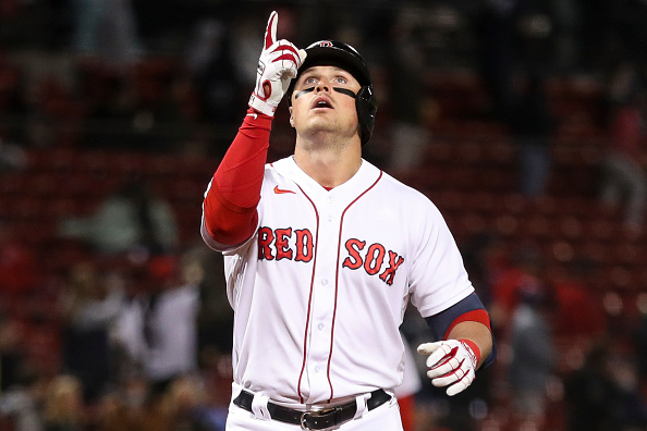 Alex Verdugo, Xander Bogaerts, Hunter Renfroe, Kiké Hernández all homer as Red Sox hold on to defeat Tigers,11-7
