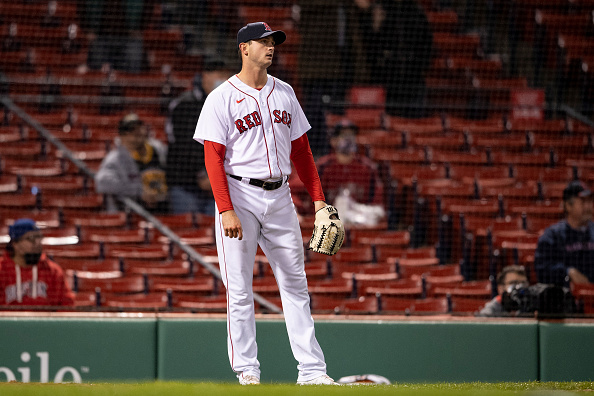 Despite having their chances to complete comeback, Red Sox fall to Tigers, 6-5, in 10innings