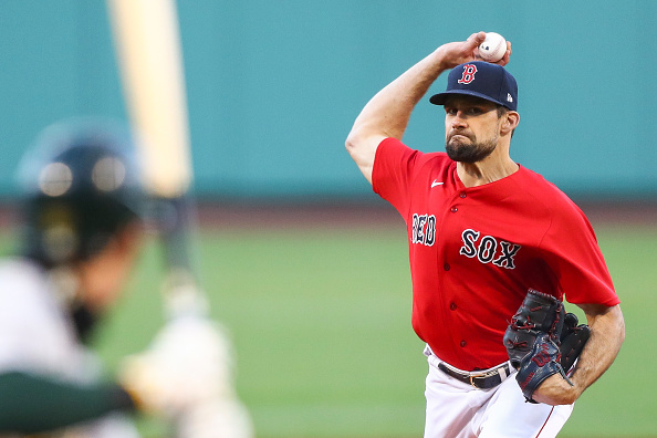 Red Sox held in check once again in 3-2 series-opening loss toAthletics