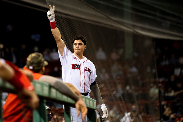 Hunter Renfroe, Bobby Dalbec each crush 2-run homers as Red Sox come back to top Angels,4-3