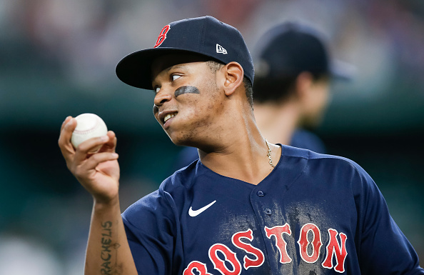Rafael Devers returns to Red Sox lineup for Wednesday's game against Tigers; Alex Verdugo scratched due to lower backtightness