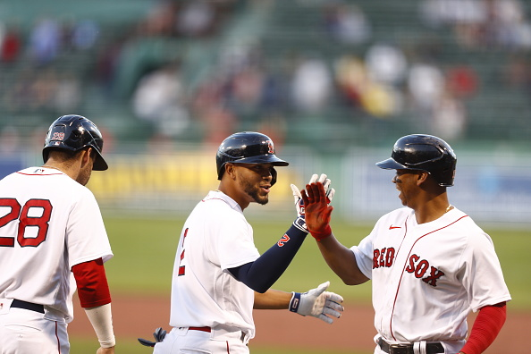Homers from Xander Bogaerts, Bobby Dalbec lift Red Sox to 8-1 series-salvaging victory overAthletics