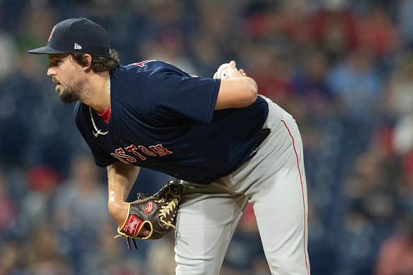 Red Sox' Josh Taylor among baseball's best left-handed relievers since calendar flipped to May; 'This is the guy we envisioned,' Alex Corasays