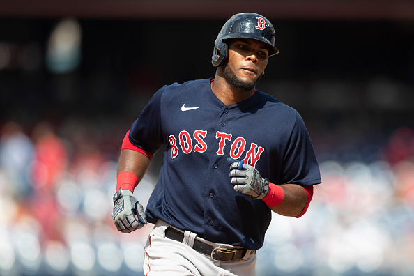 Red Sox demote struggling outfielder Franchy Cordero to Triple-AWorcester