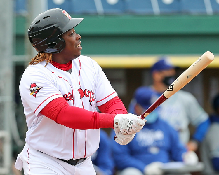 Who is Johan Mieses? Red Sox minor-league outfielder currently leads Double-A Northeast with 11 homers in 22games