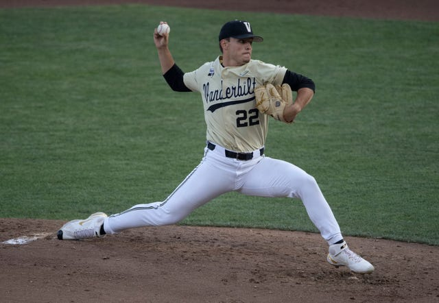 It certainly looks like the Red Sox would like to see Jack Leiter fall to them at No. 4 in next month'sdraft