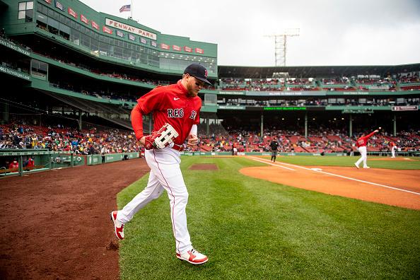 Alex Verdugo returns to Red Sox lineup for Thursday's series finale againstAstros