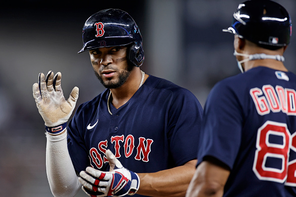 Xander Bogaerts leads Red Sox to comeback 6-5 victory over Yankees in extra innings; Boston sweeps New York at Yankee Stadium for first time since2011