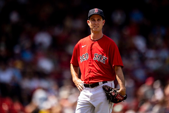 Red Sox lose Ryan Weber on waivers toBrewers
