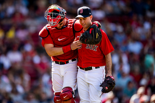 Red Sox pitchers serve up 8 homers in historic blowout 18-4 loss to BlueJays