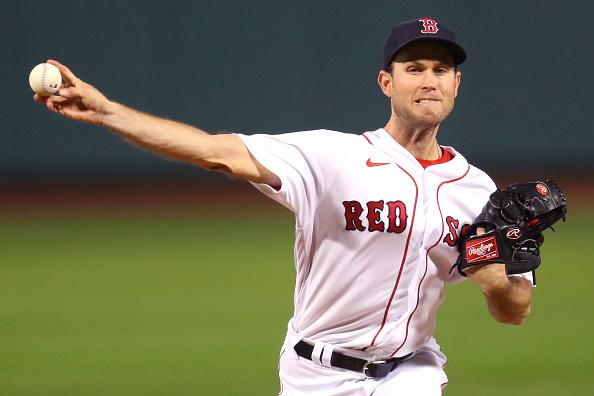 Red Sox select Ryan Weber, designate Brandon Brennan forassignment