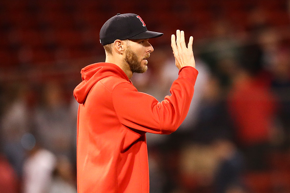 Red Sox ace Chris Sale slated to face live hitters at Fenway Park thisweekend