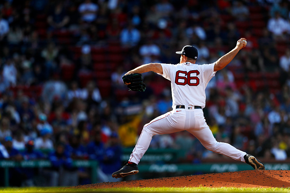 Red Sox outright Brandon Brennan to Triple-A Worcester after reliever clearswaivers