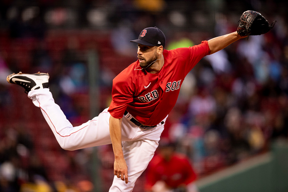 Red Sox' Matt Barnes, Nathan Eovaldi, J.D. Martinez named to American League All-Star team, joining Xander Bogaerts and Rafael Devers for 91st Midsummer Classic inDenver