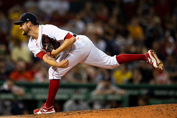 Red Sox place Matt Andriese on 10-day injured list with right hamstring tendinitis, select Austin Brice from Triple-AWorcester