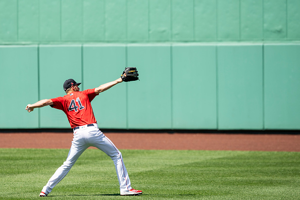 Red Sox' Chris Sale to make first rehab start on Thursday; left-hander will pitch 2 innings in Florida Complex Leaguegame