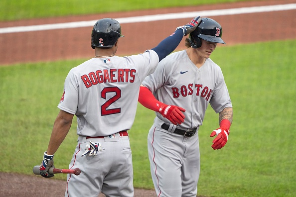 Jarren Duran hits first major-league homer, Kiké Hernández goes yard twice, and Hunter Renfroe mashes grand slam as Red Sox power their way to 13-4 win over BlueJays