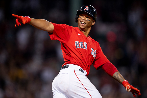 Rafael Devers leads the way with 2-homer, 5-RBI night as Red Sox come back to top Yankees,6-2
