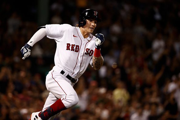 Jarren Duran's blazing speed lifts Red Sox to 4-1 victory over Blue Jays to salvage doubleheadersplit