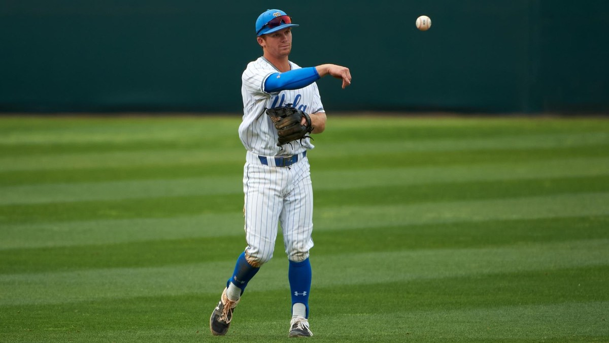 Could Red Sox make surprise pick at No. 4 by selecting UCLA's Matt McLain in 2021 MLBDraft?