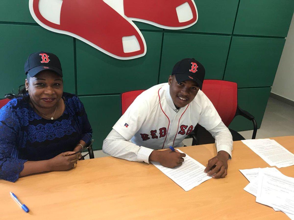 Red Sox prospects Jose Ramirez, Giancarlos Santana making strides in Dominican SummerLeague