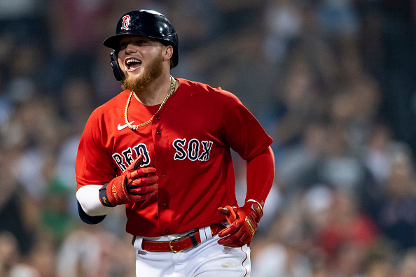 Red Sox activate Alex Verdugo from paternity leave list, option Tanner Houck to Triple-AWorcester
