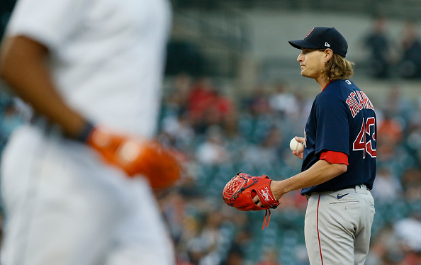 Red Sox see losing streak grow to 5 straight games as they drop series opener to Tigers,4-2