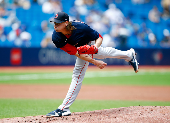 Red Sox move struggling Garrett Richards to bullpen with Chris Sale's return on thehorizon