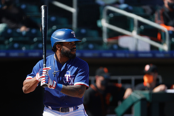 Red Sox acquire speedy outfielder Delino DeShields Jr. from Rangers and assign him to Triple-AWorcester