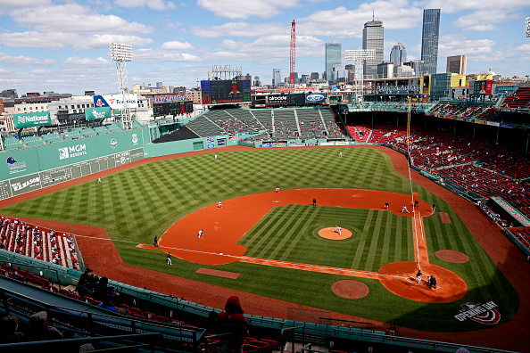 Red Sox release schedule for 2022season