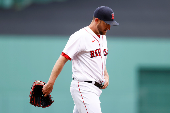 Red Sox release MattAndriese
