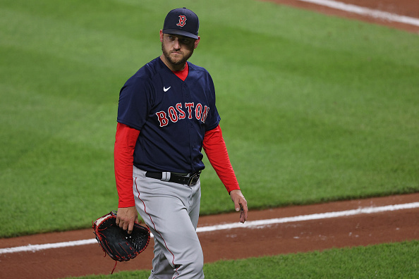 Red Sox activate Josh Taylor from COVID-19 related injured list, designate Matt Andriese forassignment