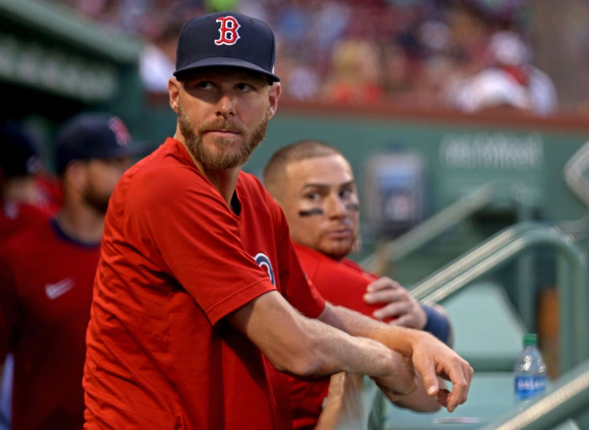 Red Sox roster moves: Chris Sale, Christian Vázquez activated; Yacksel Rios, Connor Wong optioned to Triple-AWorcester